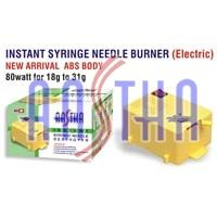 Instant Electric Syringe Needle Burner (ABS Body)