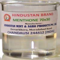 Menthone Processed 70X30
