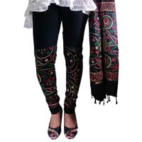 Block Printed Leggings & Dupatta 01