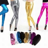 Lycra Shimmer Leggings