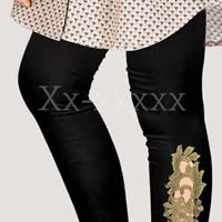 Patch Work Legging 06