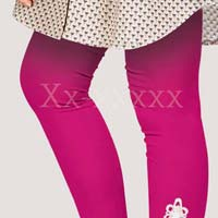 Patch Work Legging 07
