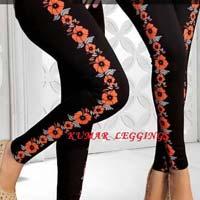 Side Printed Legging 02