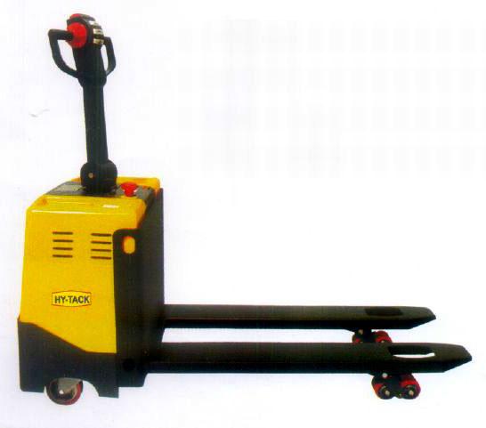 Semi Electric Hand Pallet Truck