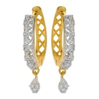 American Diamond Earrings (wje005)