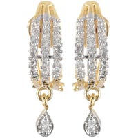 American Diamond Earrings (wje18
