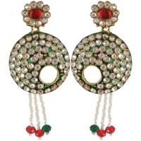 Kundan Earrings (wje172)
