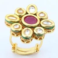 Kundan Ring (wjr32b)