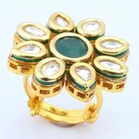 Kundan Ring (wjr36b)