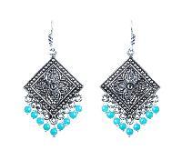 Oxidised Earrings (WJE5563)