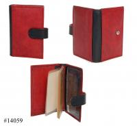 Leather Credit Card Holder (14059)