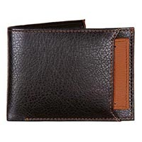Leather Mens Wallet (1420 - Brown)