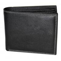 Leather Mens Wallet (542)