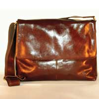 Leather Messenger Bag (LMB 001)