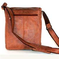 Leather Messenger Bag (LMB 004)
