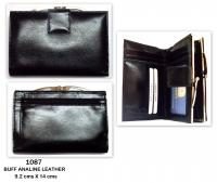 Leather Womens Wallet (1087)