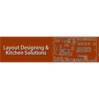 Kitchen Layout Designing & Solution