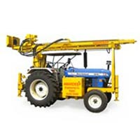 Hydraulic Tractor Mounted Drilling Rig