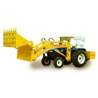 Tractor Mounted Cotton Loader