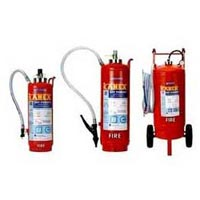 DCP Type Fire Extinguisher