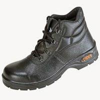 Model Leopard Ankle Safety Shoe (Tiger Brand - 01)