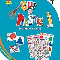 Big Cut & Paste Pictorial Chart Books