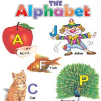 Small Cut & Paste Alphabet Stickers