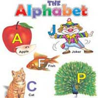 Small Cut & Paste Pictorial Chart Books