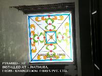 Fiberglass Pyramid 09