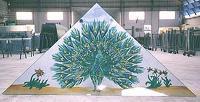 Fiberglass Pyramid 10
