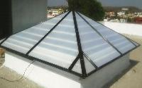 Polycarbonate Pyramid 07