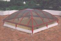 Polycarbonate Pyramid 09