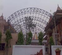 Pyramid Fibre Dome Structures 02