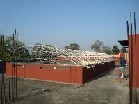 Pyramid Fibre Dome Structures 06