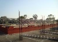 Pyramid Fibre Dome Structures 07