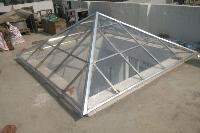 Pyramid Fibre Dome Structures 10