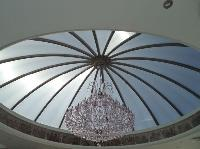 Round Polycarbonate Domes 08