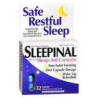 Time To Sleep Capsules