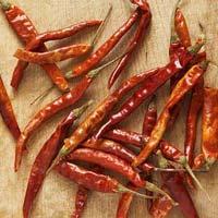 Dried Chili Pepper