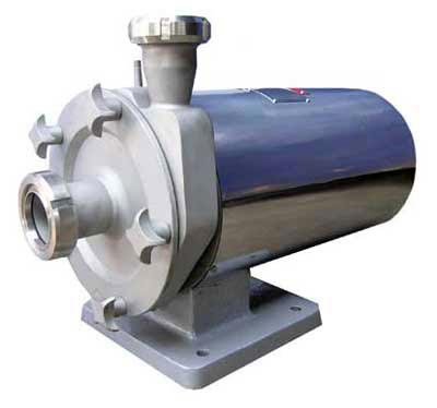 Centrifugal Pump With Base