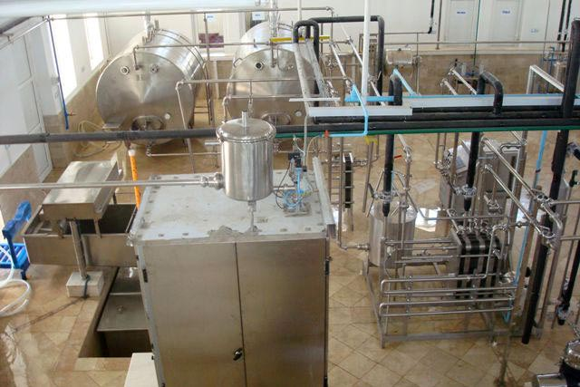 Liquid Milk Processing Plant 01