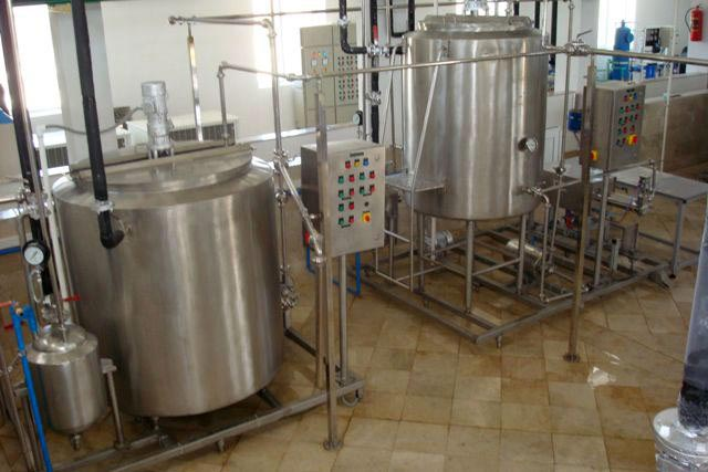 Liquid Milk Processing Plant 05
