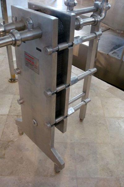 Plate Heat Exchanger 01
