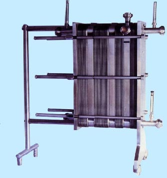 Plate Heat Exchanger 02
