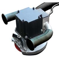 Concrete Grinding Machine (XM165)