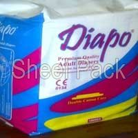 Diaper Packaging Bags