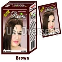 Hair Color Brown