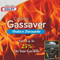 Goldy Cooking Gas Saver