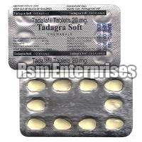 Tadagra Soft Chewable Pineapple