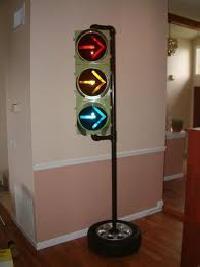 Wireless Traffic Signal Lights